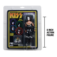 "Collectible Starchild 8"" Action Figure"
