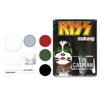 KISS Catman Makeup