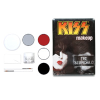 KISS Starchild Makeup