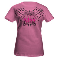KISS Lion Crest Tattoo Jr. Tee