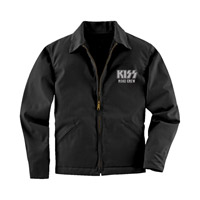 KISS Road Crew Dickies Work Jacket