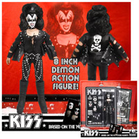 "Collectible ""8 Demon Action Figure"
