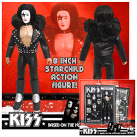 "Collectible ""8 Starchild Action Figure"