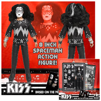 Collectible &quot;8 Spaceman Action Figure