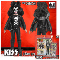 Collectible &quot;8 Hotter Than Hell Demon Figure