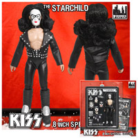 "Collectible ""8 Starchild Bandit Mask Figure"