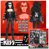 "Collectible ""12 Demon Action Figure"