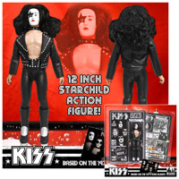 "Collectible ""12 Starchild Action Figure"