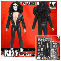 "Collectible ""12 Starchild Bandit Mask Action Figure"