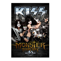 IN STOCK - KISS 40th Anniversay Tour Program