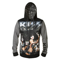 IN STOCK - Custom KISS Monster Hoodie
