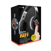 New - KISS Pro Bluetooth Headphones With Touch Technology
