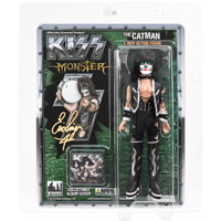"Collectible ""8 Catman Monster Figure"