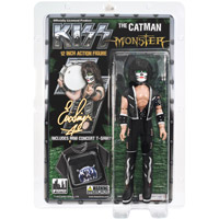 "Collectible ""12 Catman Monster Figure"