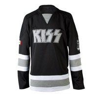 Authentic KISS Tour Hockey Jersey