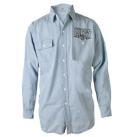 KISS 2013 Chambray Shirt