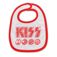 New - KISS Sketch Bib