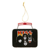 KISS Lunch Box Ornament