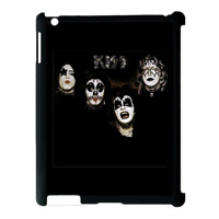 KISS Album Cover iPad 2/3 Snap On Case