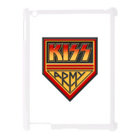 KISS Army iPad 2/3 Snap On Case