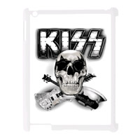 KISS Skull 'N' Guitars iPad 2/3 Snap On Case