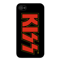 KISS iPhone 4/4S Snap Case