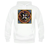 KISS Rock And Roll Over Pullover Hoodie