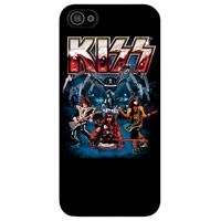 KISS Monster iPhone 5 Snap On Case