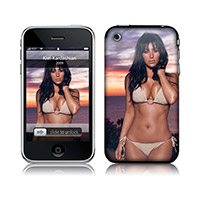 Sunset iPhone (2G,3G,3GS) Skin