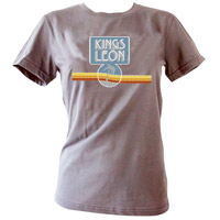 Kings of Leon Grey Logo Palm BBD