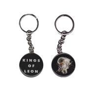Kings Of Leon Metal Keyring