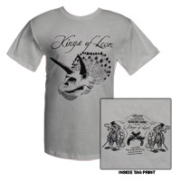 Ultra Soft - Limited Edition Kings Of Leon Tee