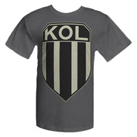 Kings of Leon Shield T-shirt