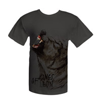 Kings Of Leon Wolf Tee