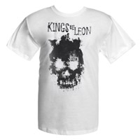 Kings Of Leon Skull Tee