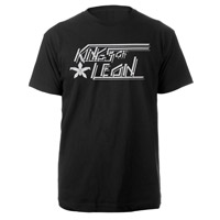 Kings Of Leon Iron Orchid Tee