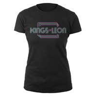 Kings Of Leon Neon Jr. Tee