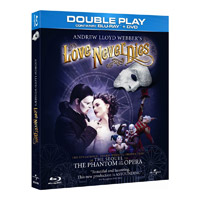 Love Never Dies BluRay