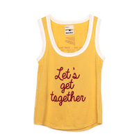 Let's Get Together 2017 Lineup Tank