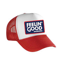 Feelin' Good Trucker Hat