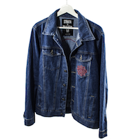 Denim Buddha Jacket