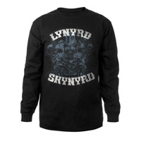 Lynyrd Skynyrd Long Sleeve Tee