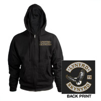 Lynyrd Skynyrd Eagle Hoodie