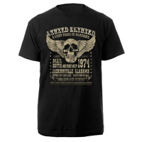 '74 Lynyrd Skynyrd Event Poster Tee