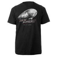 Los Angeles 1977 Black T-Shirt
