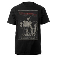 Stockholm Konserthuset Black T-Shirt
