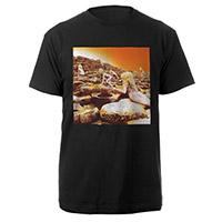 Led Zeppelin Houses Of The Holy Album Black T-Shirt