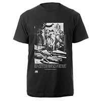 Led Zeppelin Houses Of The Holy Promo Poster Black T-Shirt