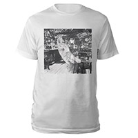 Led Zeppelin In Through The Out Door Companion Album White T-Shirt