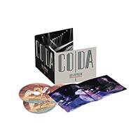 Led Zeppelin Coda Deluxe Edition CD